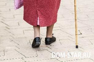 обувь для пожилых людей