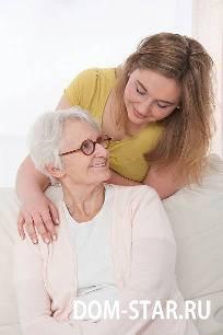 общение с пожилым
