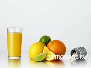 лекарство и цитрусовые