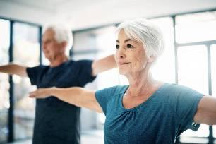 физкультура пожилые