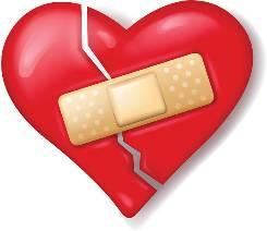 пластырь на сердце
